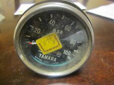 Yamaha motorcycle snowmobile speedometer new 100 mph