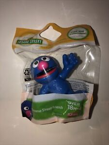 "Sesame Street Friends 3"" figure NEW Grover"