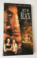 mti VHS Out of the Black 2002 Horror Mystery Rare OOP Cult Tyler Christopher HTF