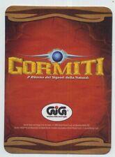 GORMITI Solo Carte Collezionabili - Magazine