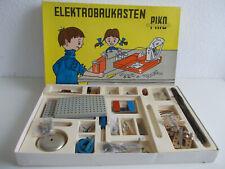 PIKO Mechanik - Elektrobaukasten - Sonneberg/Thüringen - VEB ehem. DDR