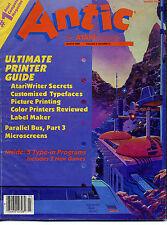 Atari Vintage Computer Magazine