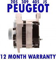 Peugeot - 205 - Cti - 309-405-J5-1984 1985 1986-1994 Rmfd Alternador