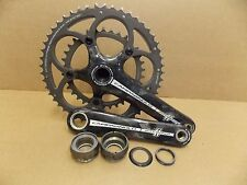 Campagnolo Athena Carbon Fiber 11 Speed 172.5 Power Torque Crankset Cranks ccs54