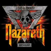 NAZARETH - LOUD & PROUD! ANTHOLOGY  2 VINYL LP NEU