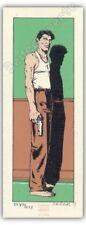 Ex-libris BARRAL LES AILES DE PLOMB 1 30ex-signé 7x18 cm