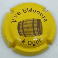 NEW !!!! capsule de champagne Vve Eléonore lucky luc