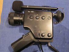 Nizo Top Super8 Tonfilm Kamera lag 40 J. unbenutzt in Opas Schrank Sammler Traum