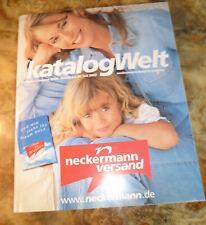 NECKERMANN Katalog FRÜHJAHR SOMMER 2003 Sony Ericsson T300 Handy 1522 Seiten gut