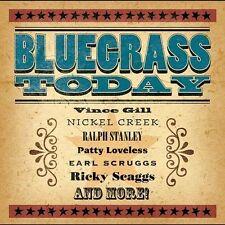 Bluegrass Today 2 CD/ Ricky Skaggs, Nickel Creek  Earl Scruggs TIME LIFE SEEN TV