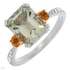 Ring With 3.65ctw Precious Stones !!!