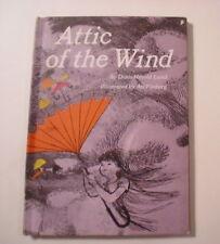 Attic of the Wind, Doris Lund, Ati Forberg, Parents Magazine Press