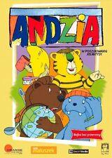 Andzia: W poszukiwaniu Atlantydy (DVD) bajki POLISH POLSKI