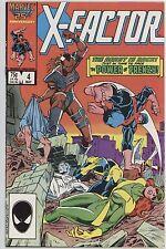 X-Factor #4 (May 1986, Marvel) VF-