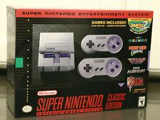 Super Nintendo Entertainment System SNES CLASSIC - NEW