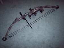 New listing NICE BEAR WHITETAIL COMPOUND HUNTING BOW 55#