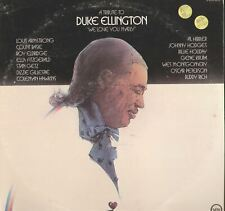 A Tribute To Duke Ellington We Love You Madly Vinyl LP Record Album Set