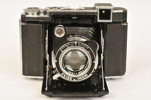 Zeiss Ikon Super Ikonta 532/16 Medium Format 120 6x6 Rangefinder Film Camera