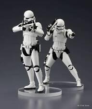 STAR WARS Stormtrooper First Order 2 Pack Statue 1/10 Star Wars Kotobukiya ARTFX