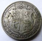 Half Crown 1923 George V Royaume-Uni Great Britain UK argent silver