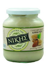 Greek Cypriot Nikis Almond Spoon Sweet Paste Glyko 470g (16.6oz)