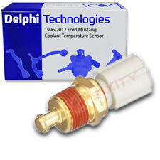 Delphi Coolant Temperature Sensor for 1996-2017 Ford Mustang - Engine jt