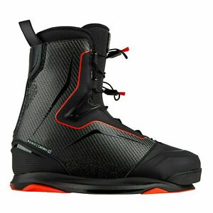 2020 Ronix One Carbitex/Red Rosso Corsa Wakeboard Boots NEW US 13-14