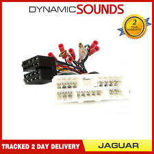 PC2-55-4 ISO Stereo Harness Wiring Adaptor Loom Lead for Jaguar