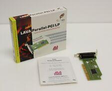 NEW LAVA Controller PCI Enhanced Parallel PCI/Low Profile Card 25pin MOKO L72