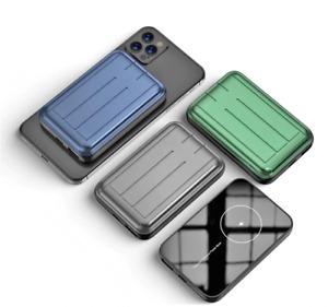 Wireless Charging iPhone 12 Power Bank Magnetic 5000mAh Magsafe Mini Ultra Thin
