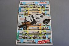 X318 ROCO Train depliant Ho N 1996 8 pages 29,7*21 cm F miniatur modell vehicule