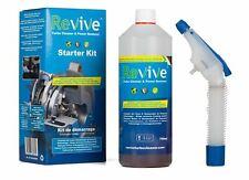Revive Turbo Cleaner Power Restorer Fluid 750ml Starter Kit Turbocharger Engine