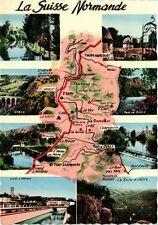 CPM LA SUISSE NORMANDE  - Carte (216255)
