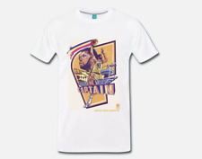 T-SHIRT MAGLIA MEME BASKET NBA  - LOS ANGELES LAKERS - KAREEM ABDUL JABBAR - 1
