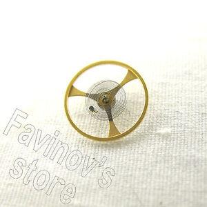 Uhren-Teile: NEW balance wheel for Pobeda Cal.2602/2608 - From Old Stock #Z507