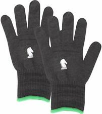 Classic Equine Barn Pair of Insulated Gloves Horse Black Glove