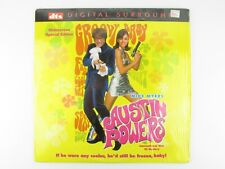 AUSTIN POWERS LASER DISC DTS DIGITAL SURROUND WIDE SCREEN EDITION