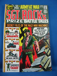OUR ARMY AT WAR SGT ROCK 229 NM- 1971 HIGH GRADE