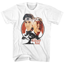 Karate Kid Bonsai Movie Poster Men's T Shirt Cobra Kai Daniel Miyagi Macchio Top