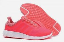 adidas PureBOOST Chill Ladies UK 5.5 & 6.5 Red / Pink Running Shoes Trainers