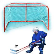 "Senior Hockey Elite Goal With Steel Tubing 72"" x 48"" x 30"" Regulation Net"