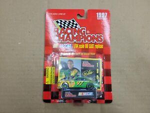 Racing Champions 1997 Chad Little #97 John Deere New Sealed 1:64 Die Cast NASCAR