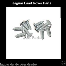 Land Rover Defender 90 110 130 Roof Lining Trim Fastener Clip Grey - MWC9832LUH