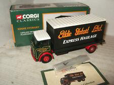 Corgi 25102 Leyland Beaver Platform Lorry for Eddie Stobart in 1:50 Scale