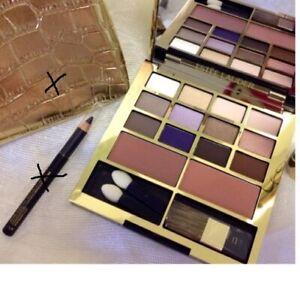 Estee Lauder Pure Color  Eyeshadow / Blush Pallete Deluxe Rare Alligator lid