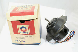 1988 89 90 91 92 Lincoln Continental Blower Motor ~ 15-8338 ~ 12336988