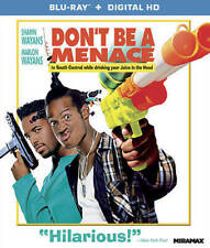 BLU-RAY Don't Be a Menace While Drinking Your juice In The Hood (Blu-Ray) NEW