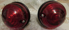 Land Rover Defender Rear Stop, Tail Light 300 tdi, Td5, Tdci with bulb (X 2)