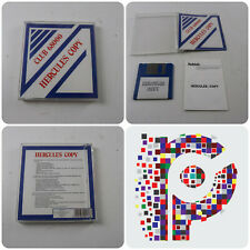 Hercules Copy Software for the Commodore Amiga Computer tested & working