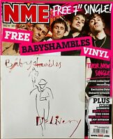 NME Magazine Sep 2007 - Babyshambles Collectors Special - in stock from UK